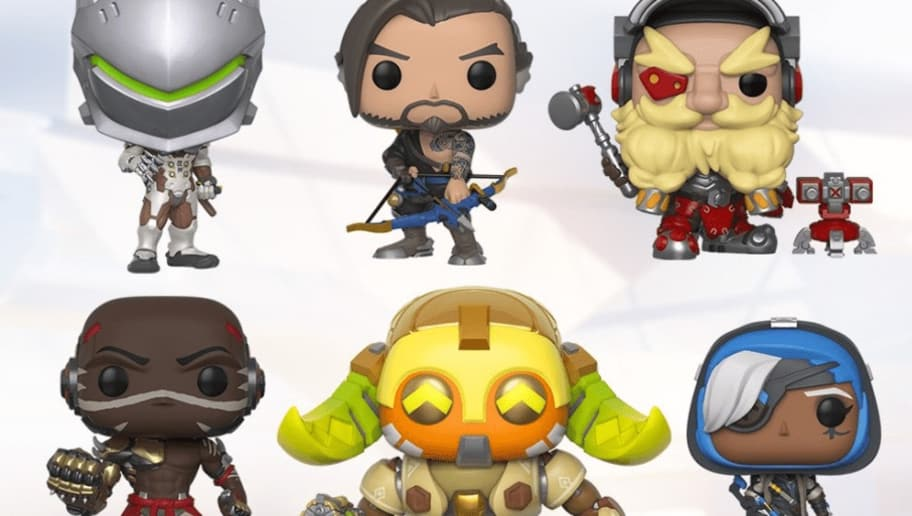 New Overwatch Funko Pop! Figure Pre-Orders Available at