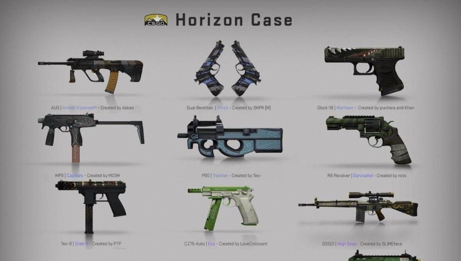 5 Best CS:GO Skins From the New Horizon Case | dbltap