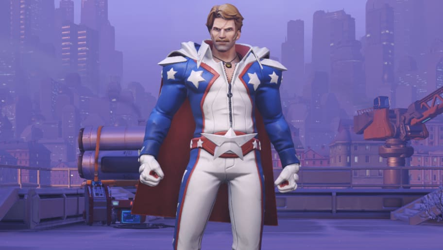 27+ Male Soldier 76 Overwatch Characters Pictures