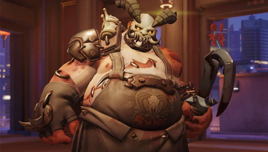 Overwatch Christmas 2019 Skins.Christmas Roadhog Skin 2019 Christmas Decorating 2019