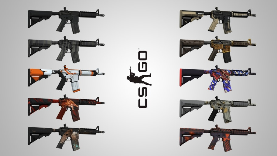 5 Rarest M4A4 Skins in CS:GO | dbltap