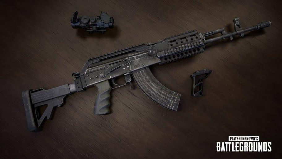 Liệu Beryl M762 có soán ngôi của AKM trong PUBG ?