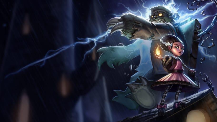 Annie Buff and Nunu Skin Tweak Arrive in League of Legends