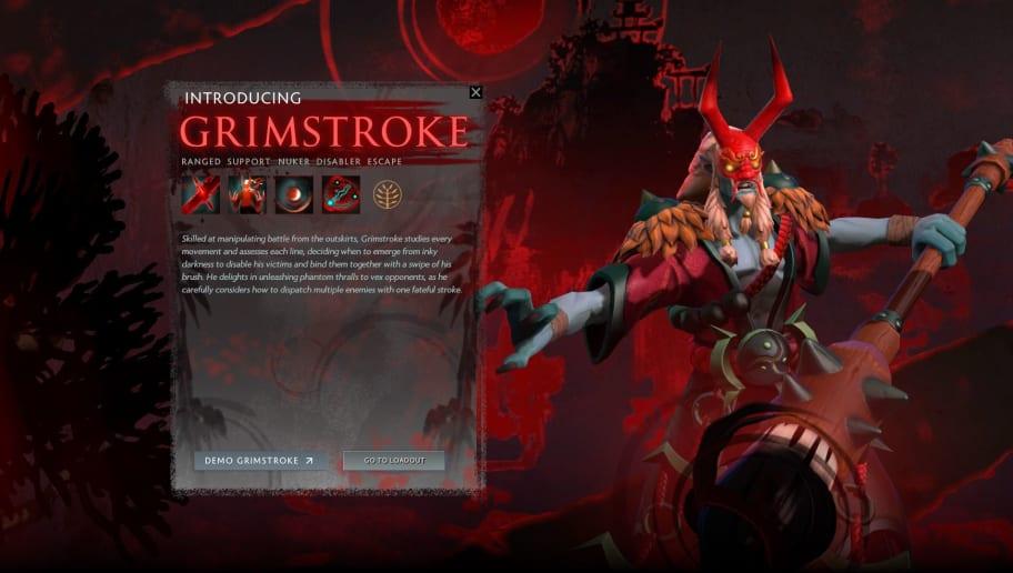 Valve Reveals New Dota 2 Hero Grimstroke at The International 8 | dbltap