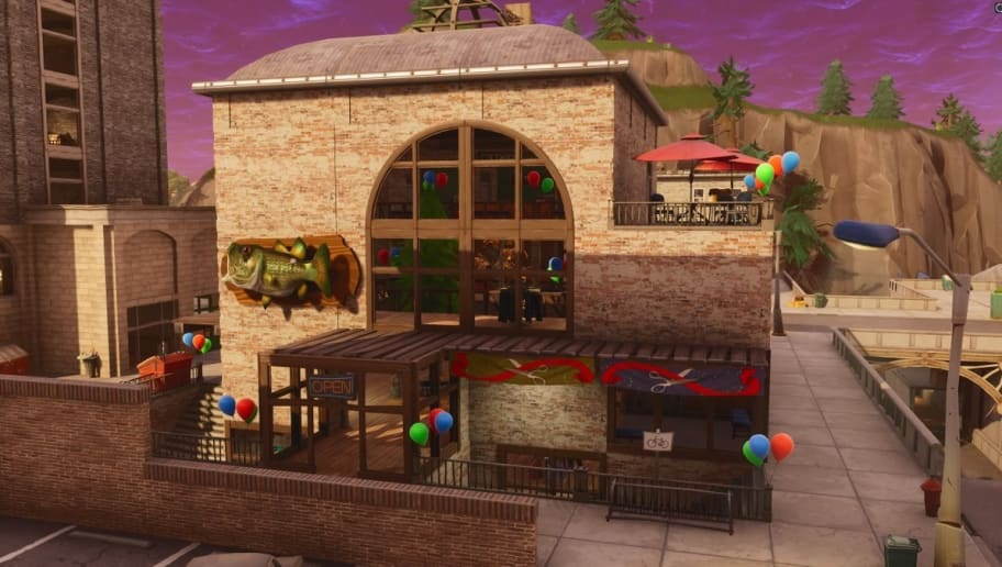 Tilted Towers Rebuilt In Fortnite Patch 5 40 Dbltap