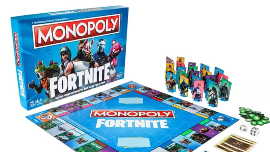 Fortnite Monopoly Edition To Include Unique Features Dbltap