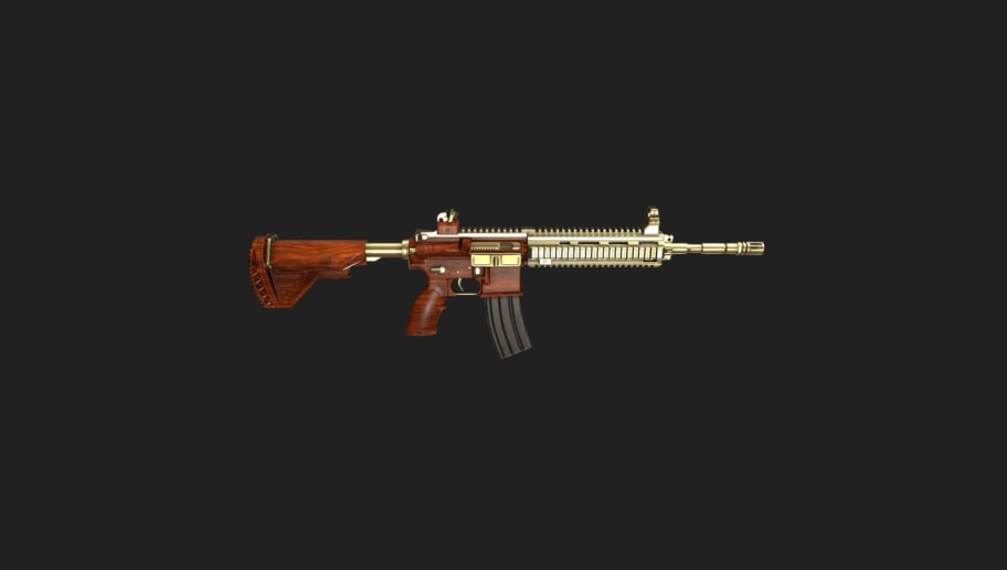 PUBG M416 Gold and Silver Plate Skins to Become Unavailable When PC