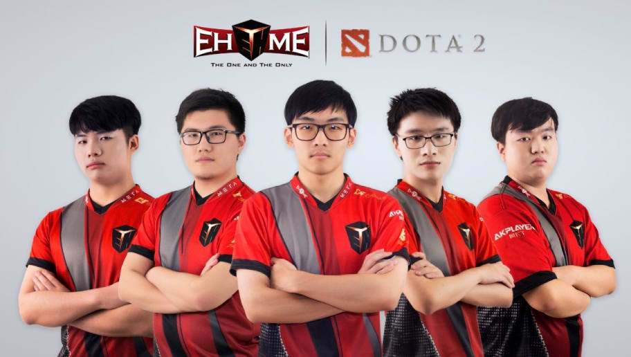 EHOME Announces New Dota 2 Roster | dbltap