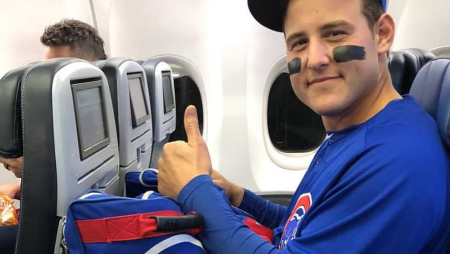 Anthony rizzo team poked