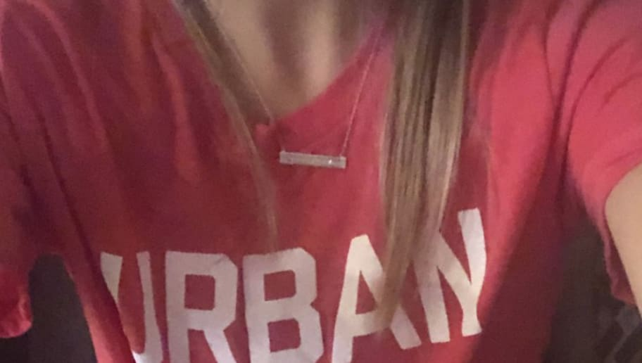 647a40c5 Urban Meyer's Daughter Sports Tasteless T-Shirt Honoring Her Father Upon  His Return