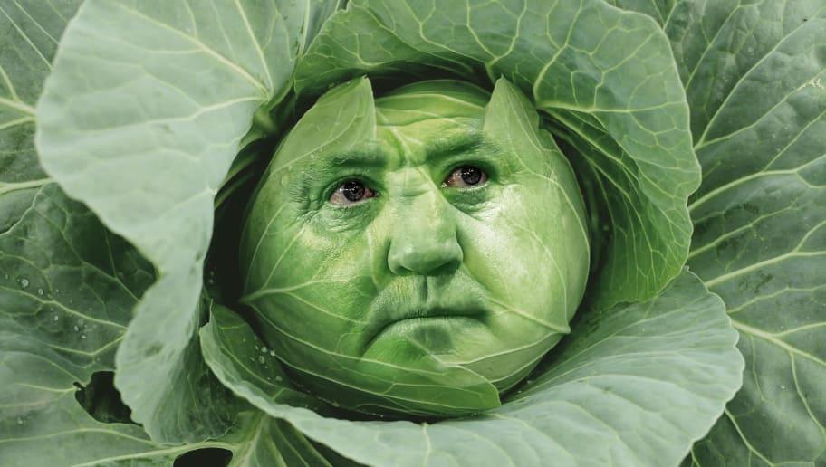 Image result for steve bruce cabbage