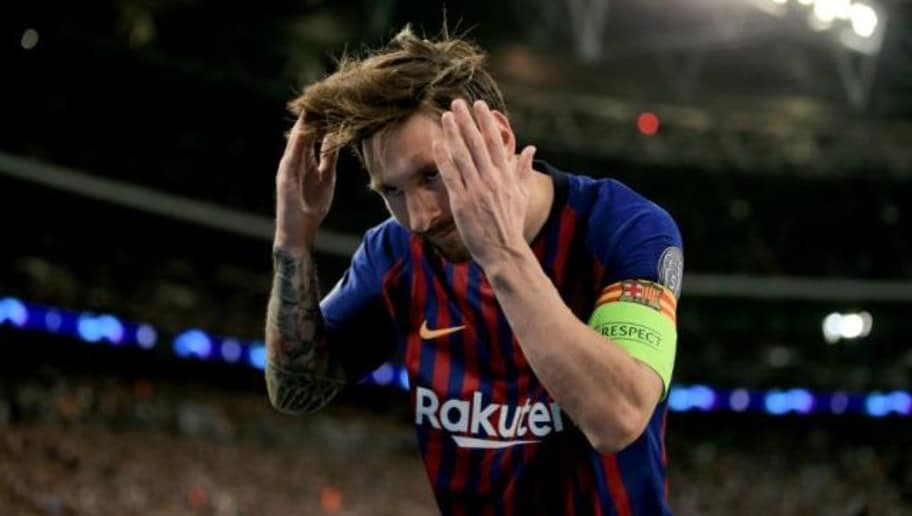 Lionel Messi Had an Amazing Reason Behind His Goal Celebration Against Tottenham