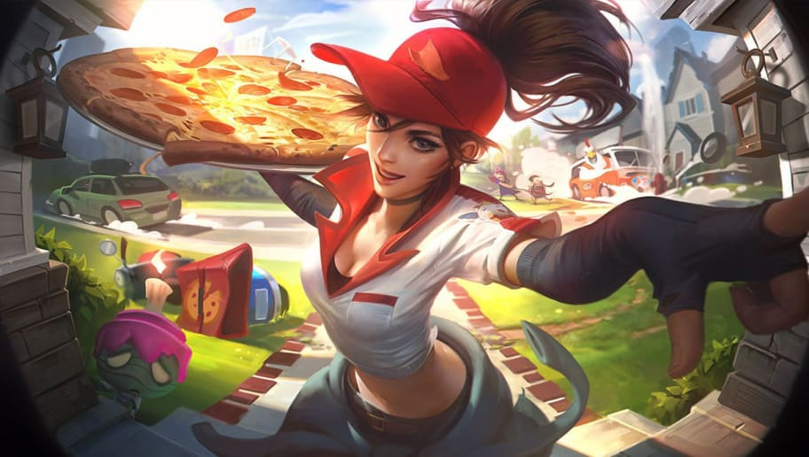 5 League Of Legends Skins Every Ad Carry Player Should Own Dbltap