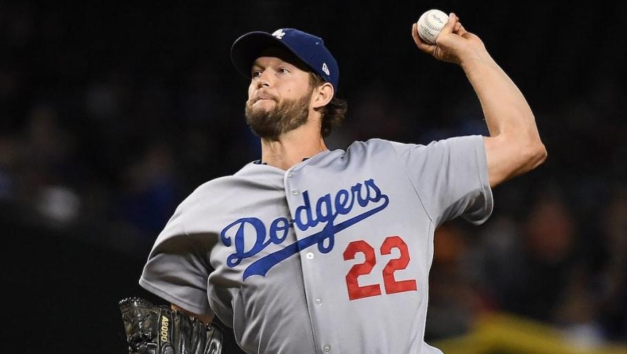 REPORTE  Dodgers nombran a Clayton Kershaw para el primer partido ante los  Cerveceros 19b5194939e