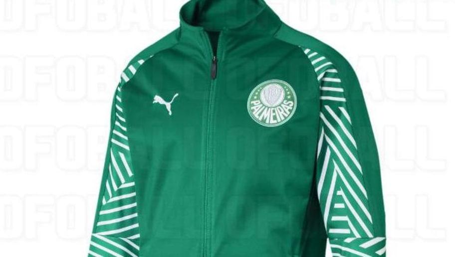 d056b0a0e0 Vaza na internet possível novo uniforme do Palmeiras com a Puma