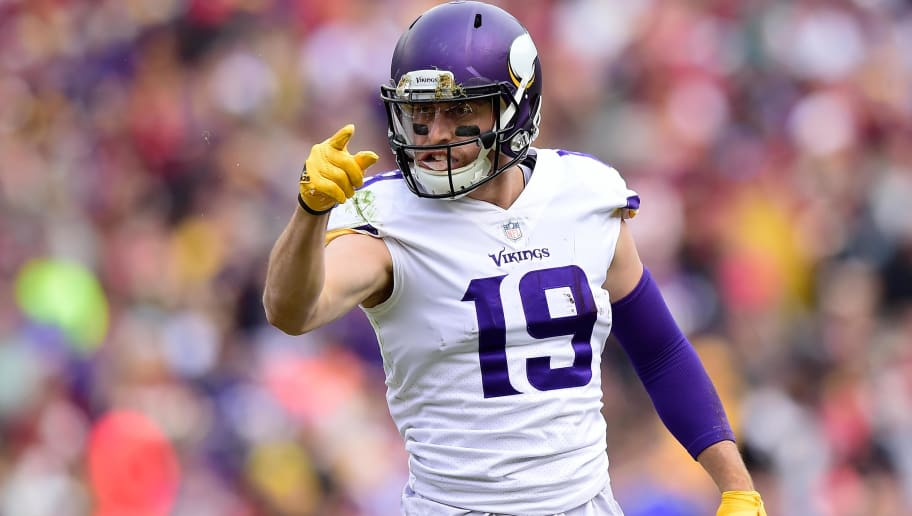 4c2ea5101 ESPN NFL Analyst Ryan Clark Wants People to Stop Using White WR Cliches to Describe  Adam Thielen