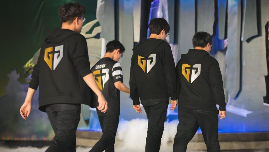 Gen.G league of legends team