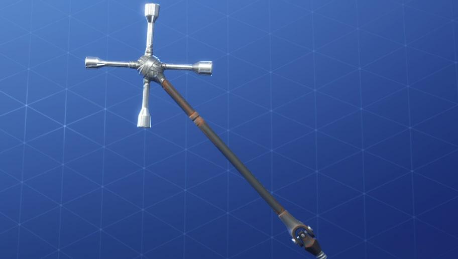 5 lug axe - best fortnite pickaxe