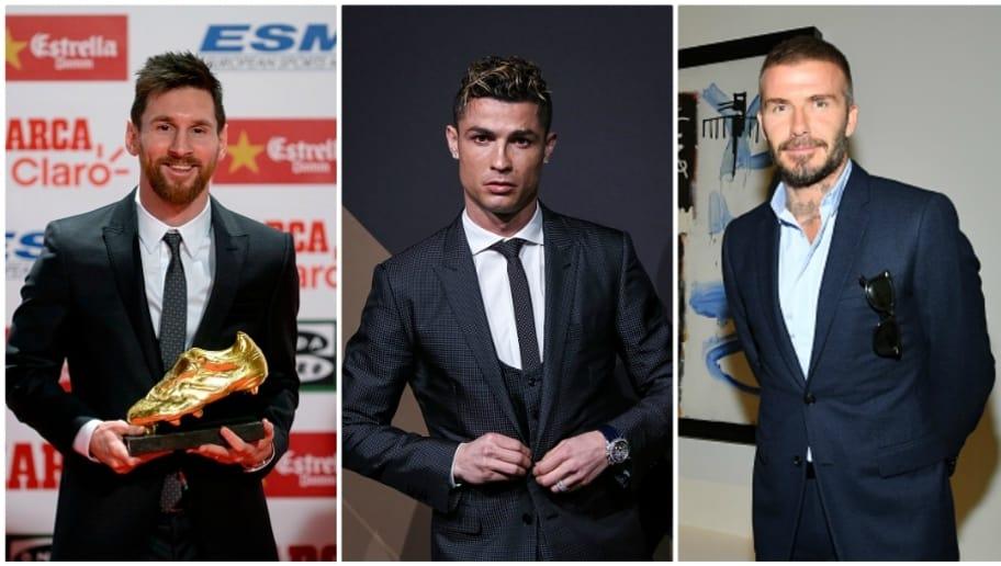 Money Les 8 Footballeurs Les Plus Riches Du Monde 90min