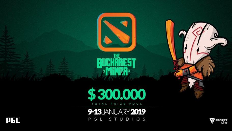 Pgl Announces Dota 2 Bucharest Minor Dbltap