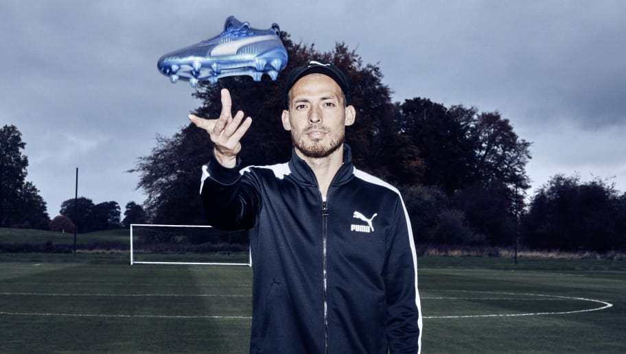 separation shoes latest design fast delivery David Silva Joins Man City Teammate Sergio Aguero as PUMA ...