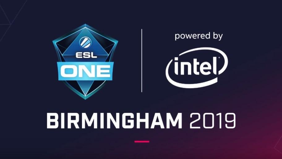 Esl One Birmingham 2019 Dates Announced Dbltap