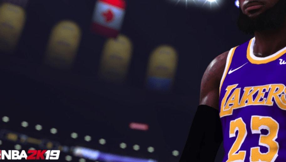 f287940e2e53 NBA 2K Brings Back Headband LeBron