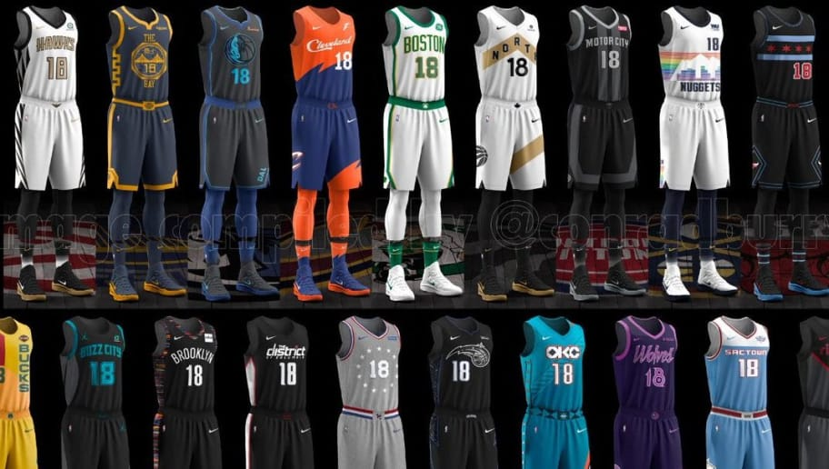 5 Best NBA City Edition Uniforms  5f09fb265