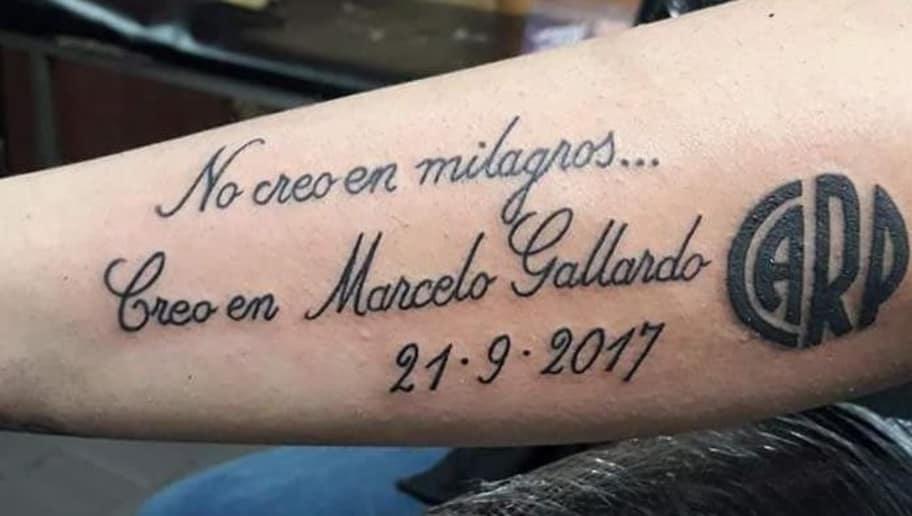 Pasión Sin Límites Los Tatuajes Más Increíbles Por Amor A River Y