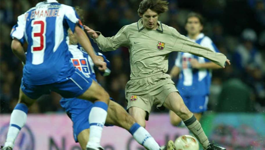 Image result for messi 2003