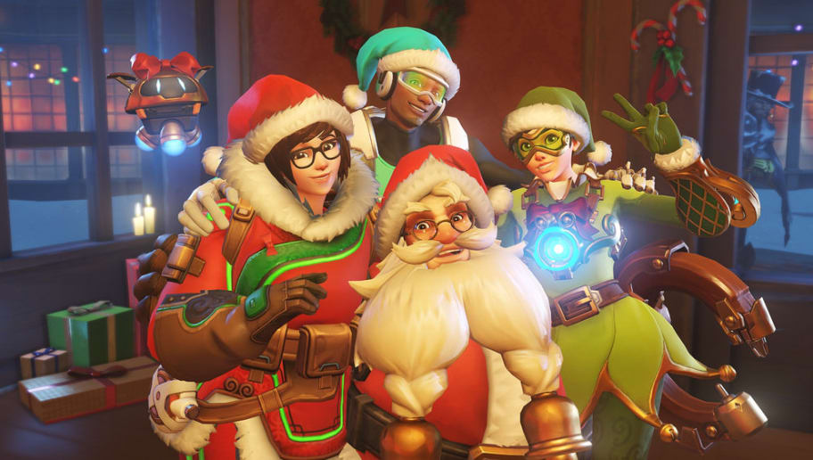 Overwatch Christmas Event 2019 Overwatch Christmas Skins 2018: Everything You Need to Know | dbltap