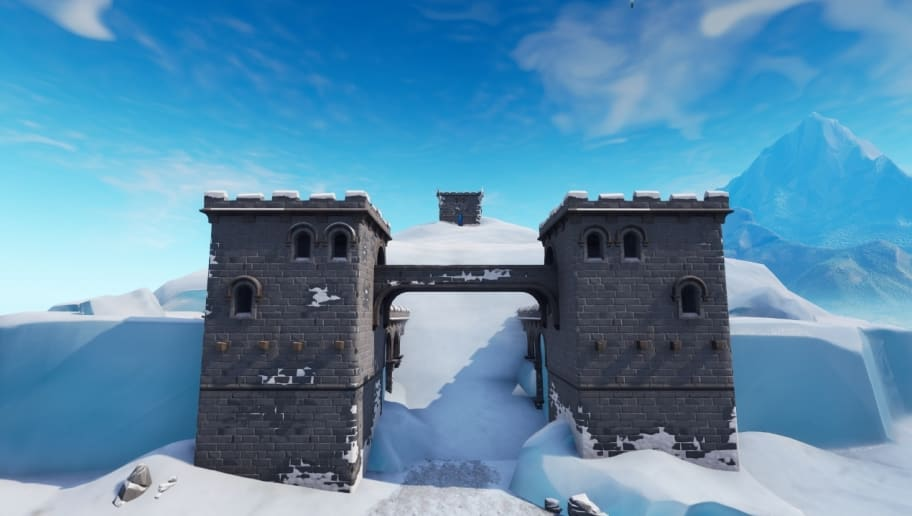 Polar Peak Added To New Fortnite Map In Fortnite Season 7 Dbltap