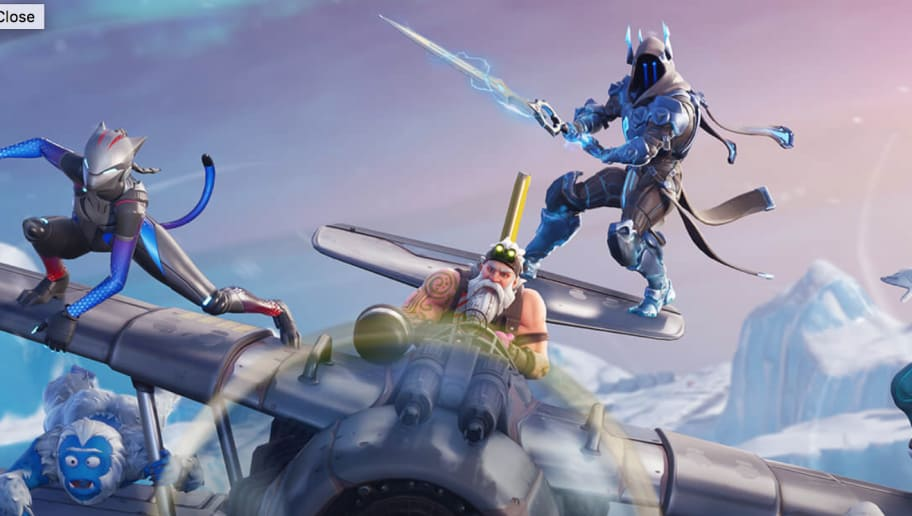 Fortnite Sword Sound Files Leaked By Data Miners Dbltap