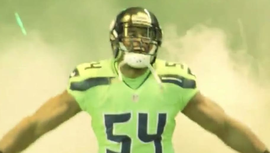 Seahawks to Wear Action Green Uniforms for MNF Matchup Against Vikings f72fda3d9a2b