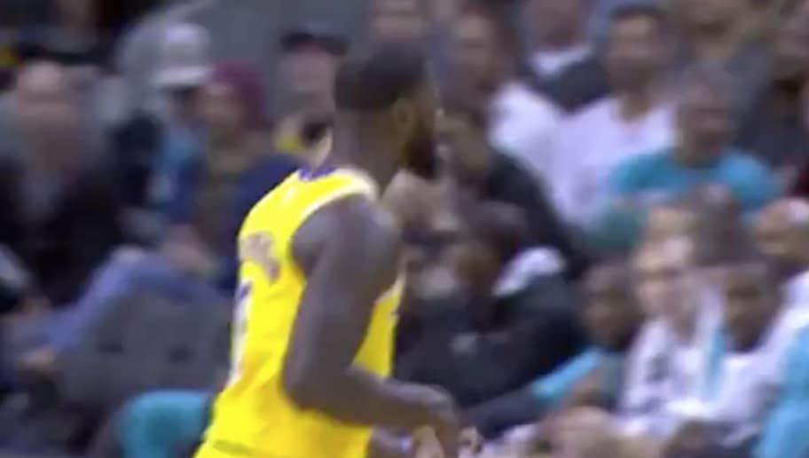 bf78fc0456e VIDEO  Lance Stephenson Getting Technical for Air Guitar Celebration is  Peak Lance