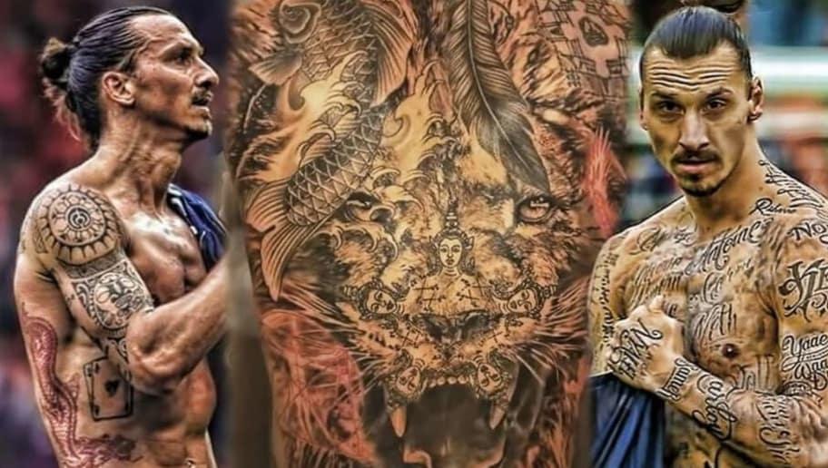 Tribal Les 10 Tatouages Les Plus Incroyables De Footballeurs 90min