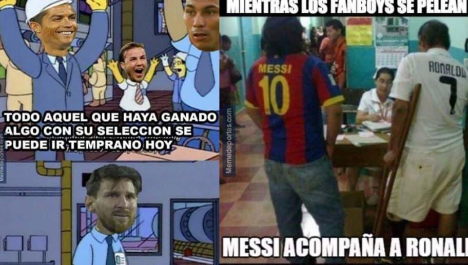 Los Mejores Memes De Lo Que Pasó En 2018 En El Mundo Del Fútbol 90min