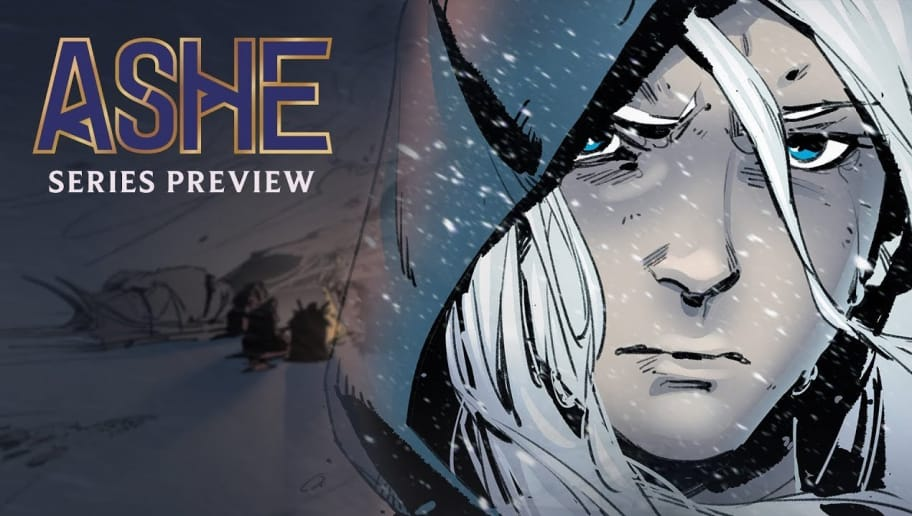 Ashe Warmother League of Legends Comic Released