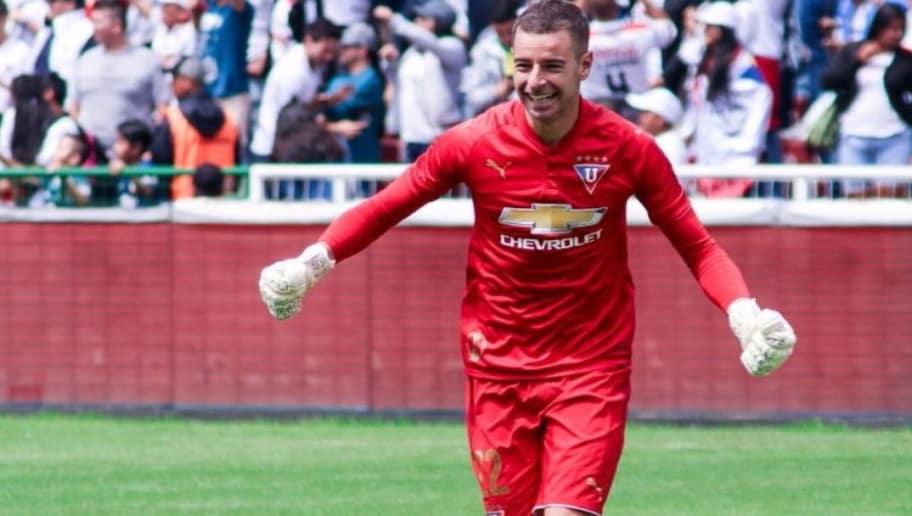 Adrián Gabbarini pone en duda su continuidad en LDU | 90min