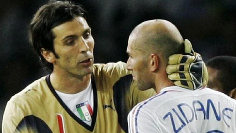 Buffon explique pourquoi il a dénoncé Zidane après son coup de boule en 2006