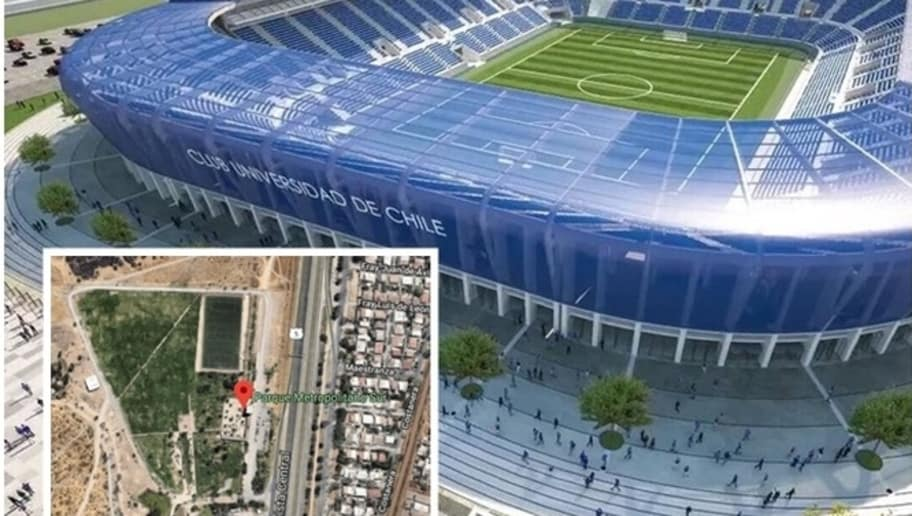 Universidad De Chile Compr El Terreno Para Su Estadio En