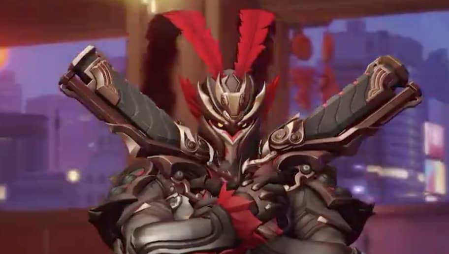 Lu Bu Reaper New Overwatch Skin Revealed For Lunar New Year Dbltap
