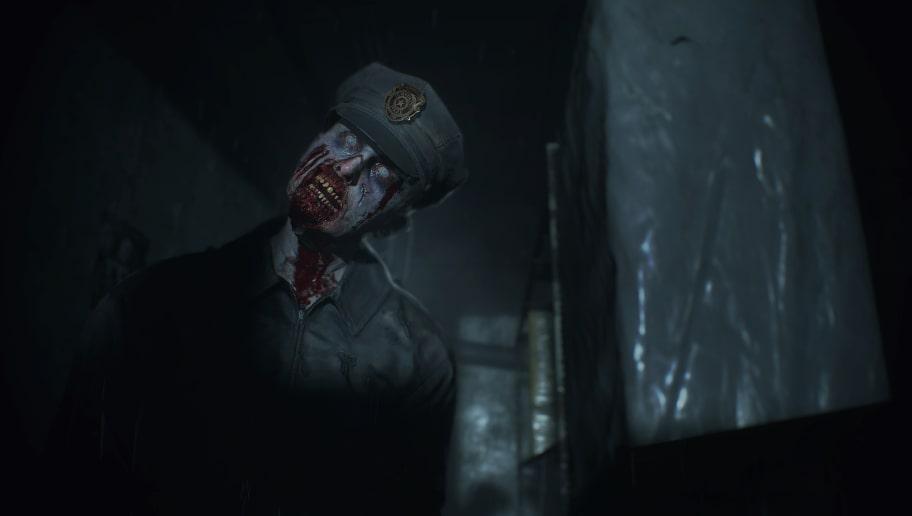 resident evil 2 remake hunk cosplay