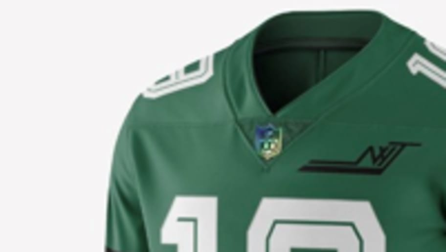 Potential Leaked New Jets Jerseys Look Absolutely Awful  383f54b14
