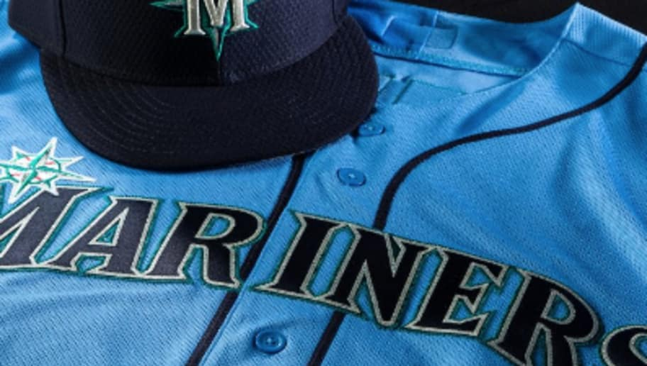 075deb1be7f Mariners Unveil New Hat and Jersey They ll Don at Spring Training