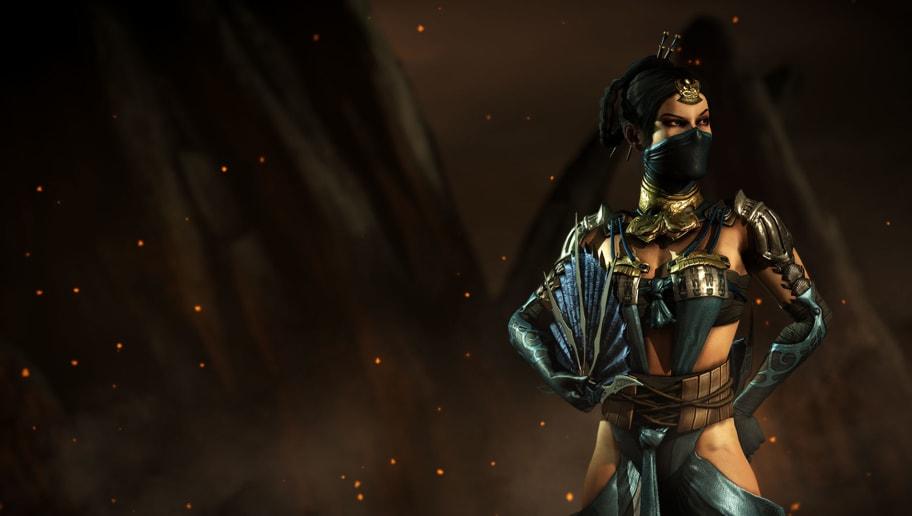 Gal Gadot Mortal Kombat 11 Artist Draws Gal Gadot As Kitana Dbltap