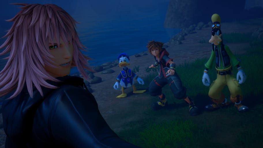 Kingdom Hearts 3 Voice Actors Everyone You Need To Know Dbltap