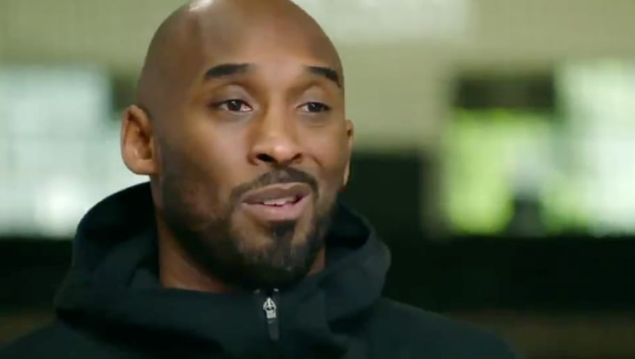 VIDEO  Kobe Bryant Doesn t Believe in Rockets Because of James Harden s Ball -Dominant Style ab5fa6383