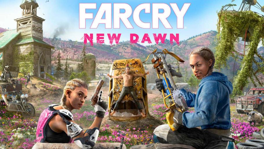 Far Cry New Dawn The Prophecy Dbltap