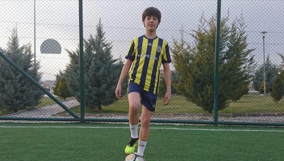 Fenerbahçe, Gençlerbirliği Altyapısından Arda Güler'i Kadrosuna Kattı | 90min